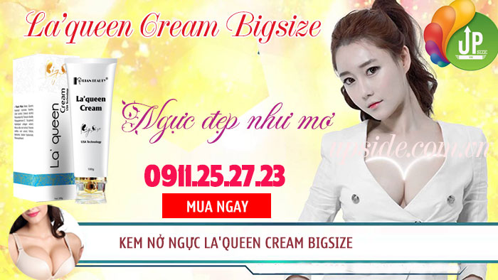 La'queen Cream Bigsize