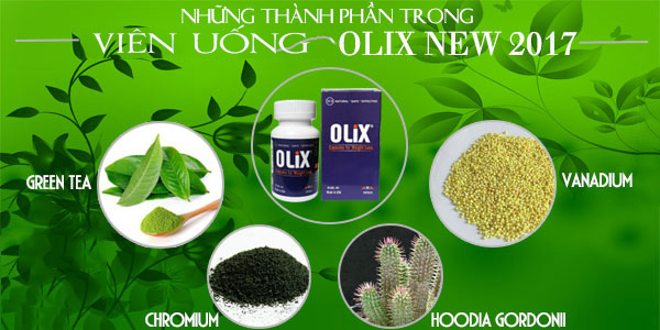 Green Coffee Olix 3